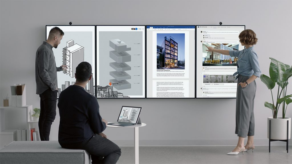 Read more about the article What You Need to Know About Microsoft Surface Hub 2
