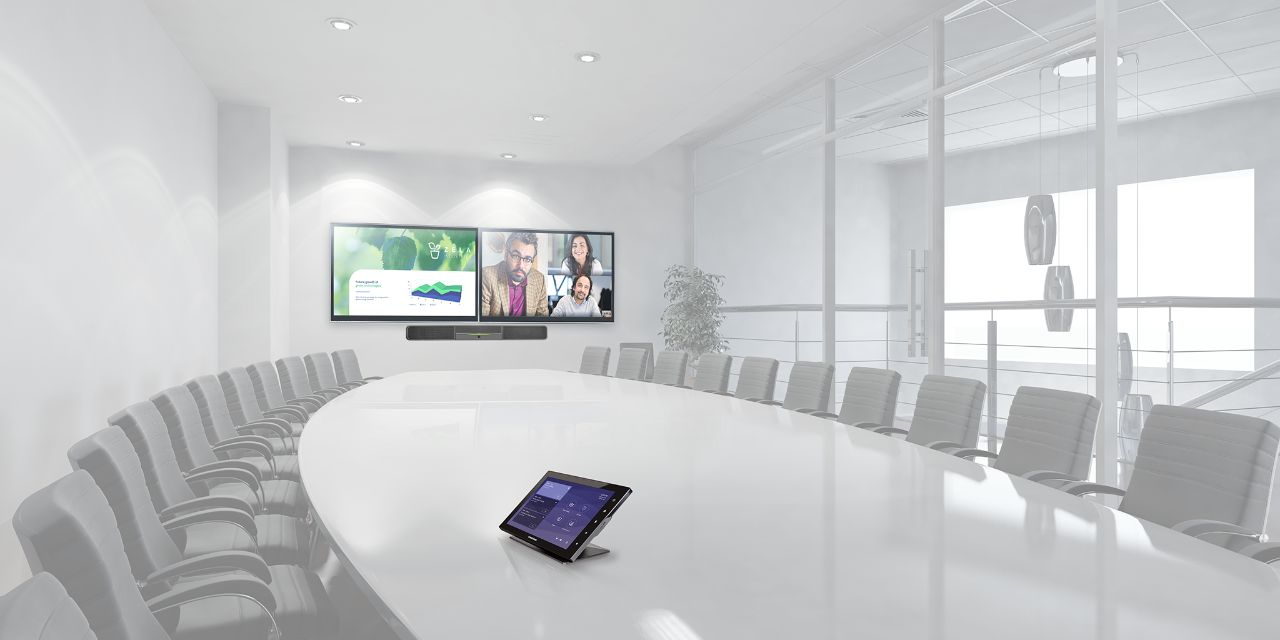 Read more about the article Crestron Flex Zoom: Turning Any Space into a Conference Room