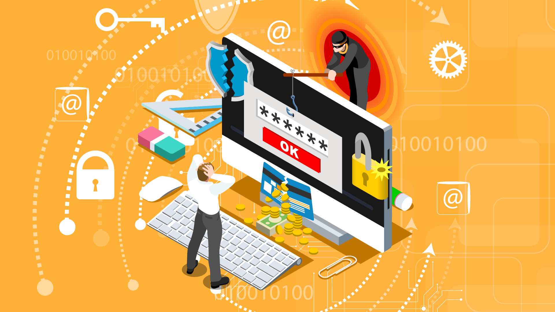 Read more about the article 4 Ways Hackers are Finding Your Organization's Weaknesses