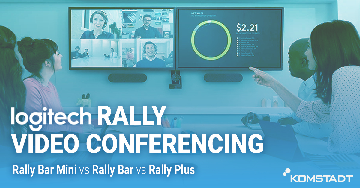 Logitech Rally Video Conferencing Systems 1