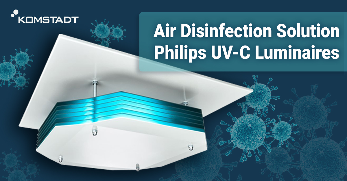 Read more about the article Philips UV-C Air Disinfection Device – Reimagining A Safe Workplace