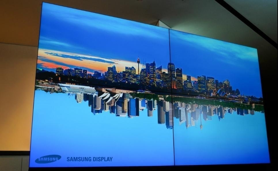 Read more about the article The World's First UHD 65-Inch Video Wall from Samsung
