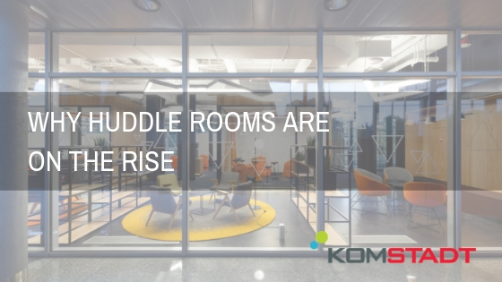 Why Huddle Rooms Are On The Rise