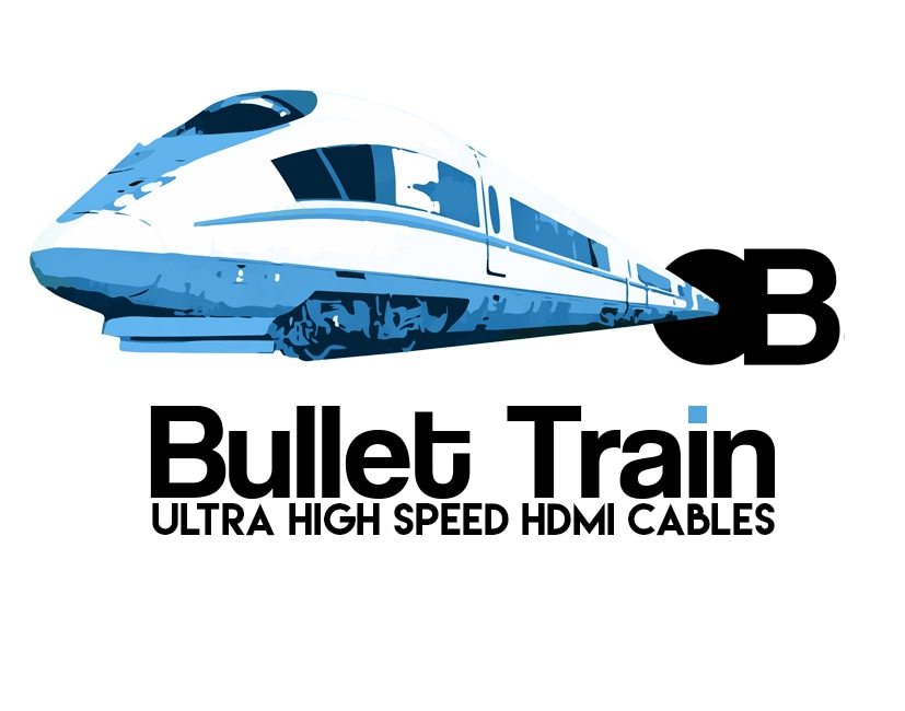 Read more about the article Why You Should Choose Bullet Train HDMI Cables?