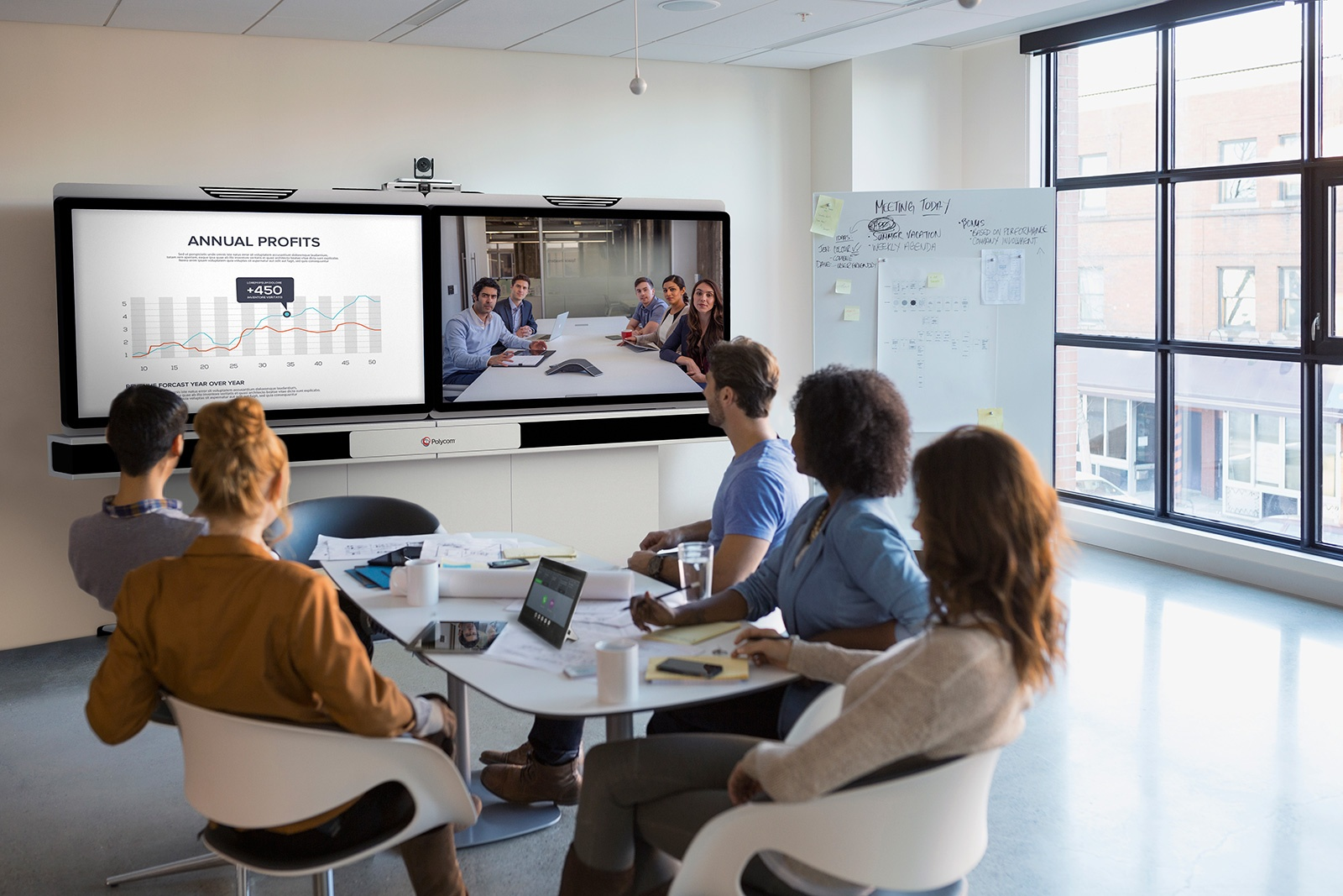 Read more about the article The Audio Visual Benefits to a Video Conferencing Solution