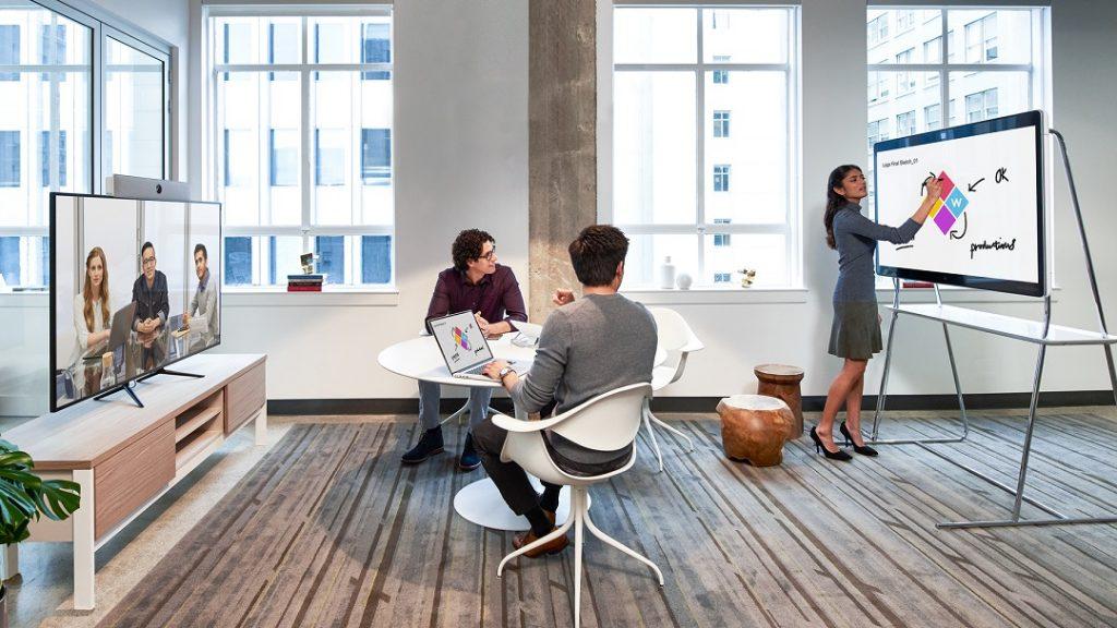 Collaboration with Cisco Spark Board