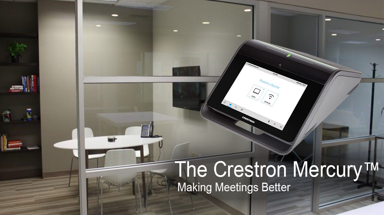 Read more about the article How Crestron Mercury Makes Your Business Meeting Smoother?