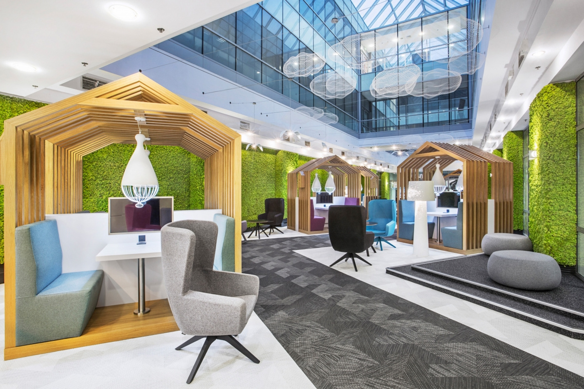 Read more about the article Top Design Trends 2019 for Smart Office